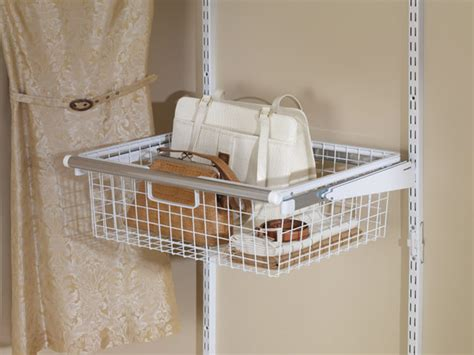 Wire Drawers For Wardrobes by Sliding Wire Basket 171 Rubbermaid Australia