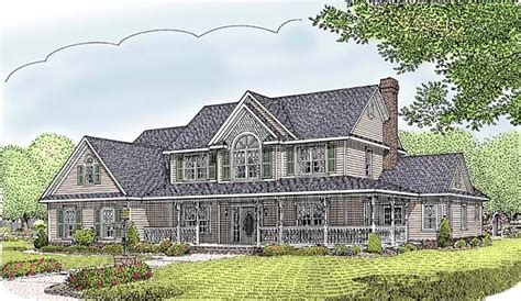 house plans country farmhouse country farmhouse house plan 96839