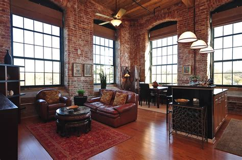loft appartment lofts on pinterest loft exposed brick and loft spaces