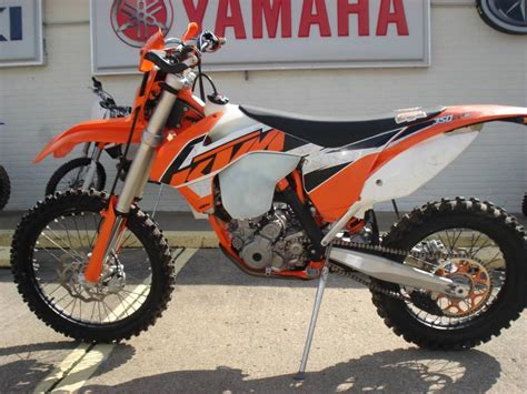 ktm  xcf  motorcycles  sale