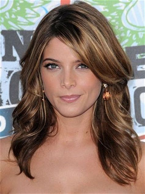 color hairstyles for brunettes best ombre hair color for brunettes medium brunette hair