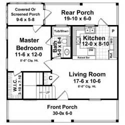Garage With Screened Porch country style house plans 1200 square foot home 2
