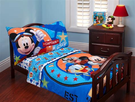 Mickey Mouse Crib Bedding Set Disney Baby Mickey Mouse Toddler Bed Set Baby Baby Bedding Bedding Sets Collections