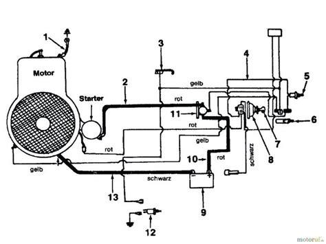 wiring diagram mtd lawn tractor wiring diagram   mtd