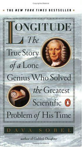 longitude by dava sobel reviews description more isbn 9780140258790 betterworldbooks com