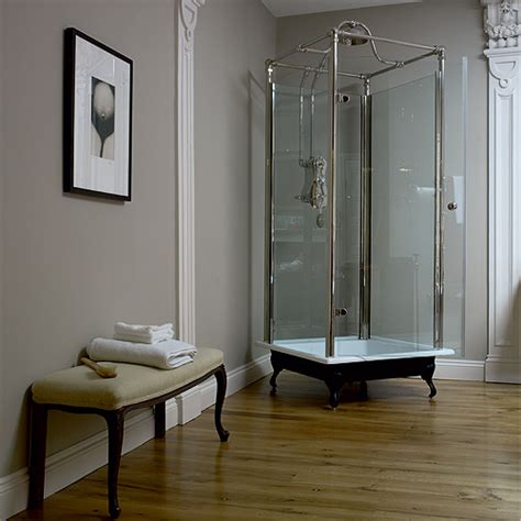 Free Standing Showers by Period Shower Enclosures By Drummonds Spittal