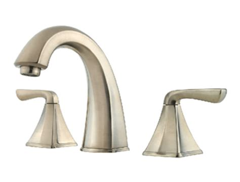 pfister selia bathroom faucet pfister f 049 slkk selia two handle widespread lavatory