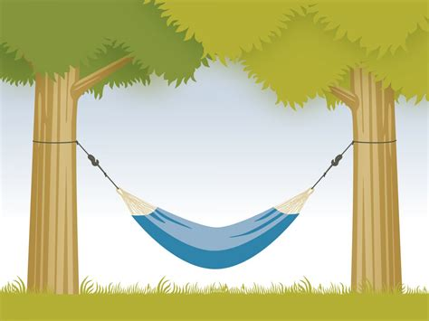 How To Hang A Hammock From Two Trees how to install and use your hammock hammock usa