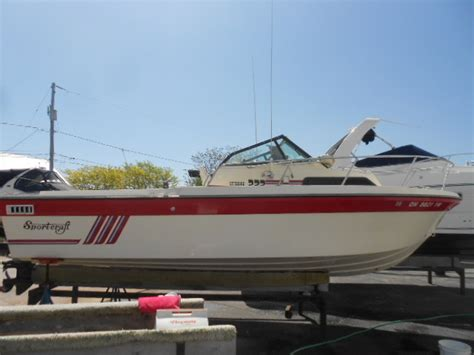 sport craft boat values 1988 sportcraft 222 offshore marblehead oh for sale 43440