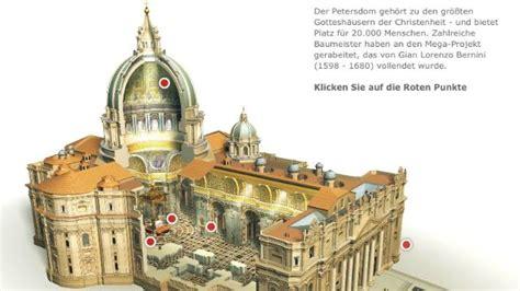 wann wurde der stephansdom erbaut petersdom die geschichte um den bau der basilika