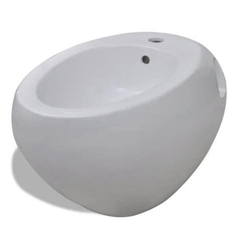sanitaire bidet acheter bidet suspendu en c 233 ramique sanitaire blanc pas
