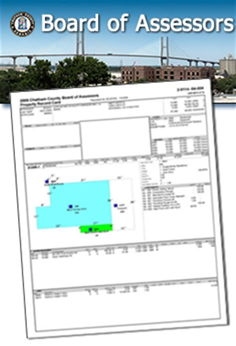 Chatham County Property Records Search Chatham County Board Of Assessors Search Property Record Cards