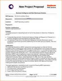 Business Project Proposal Template 12 Business Project Proposal Example Contract Template
