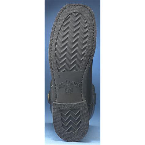 men s pull on motorcycle men s jack daniels 174 pull on biker boots black 138740