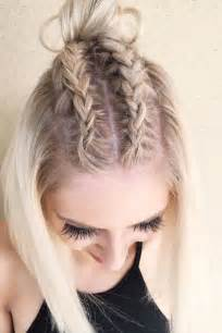 hair braided on the top but cut on the side 17 best ideas about curly hair braids on pinterest how