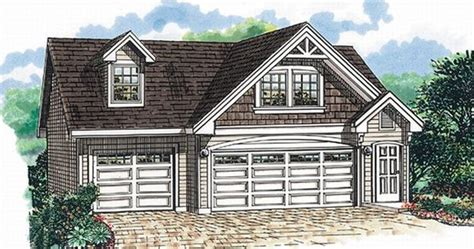 cool house plans garage apartment escortsea 3 bay garage with apartment plans plan 032g 0004 find