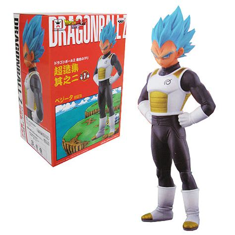 Dxf Vegetta z rebirth vegeta dxf statue banpresto statues at