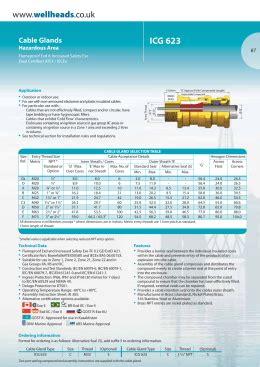 hawke cable gland catalogue pdf quot cable glands global solutions catalogue quot