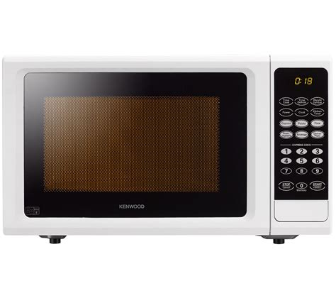 microwave store buy kenwood k25mw14 solo microwave white free delivery