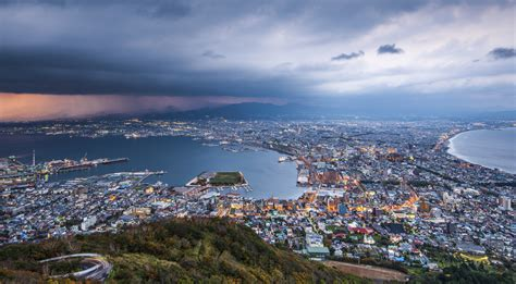 New Sofa by Survey Ranks Hakodate As Japan S Top Tourist Site For