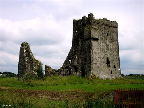 Floor Plans With Spiral Staircase by Ireland In Ruins Srah Castle Co Offaly