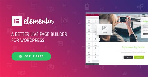 Elementor Pro V1 6 1 Drag Drop Page Builder For Wordpress Blogger Template Free Graphics Elementor Pro Templates