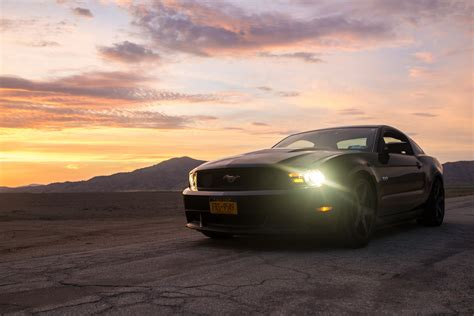 mustang usa part 8 cruising the pacific coast highway