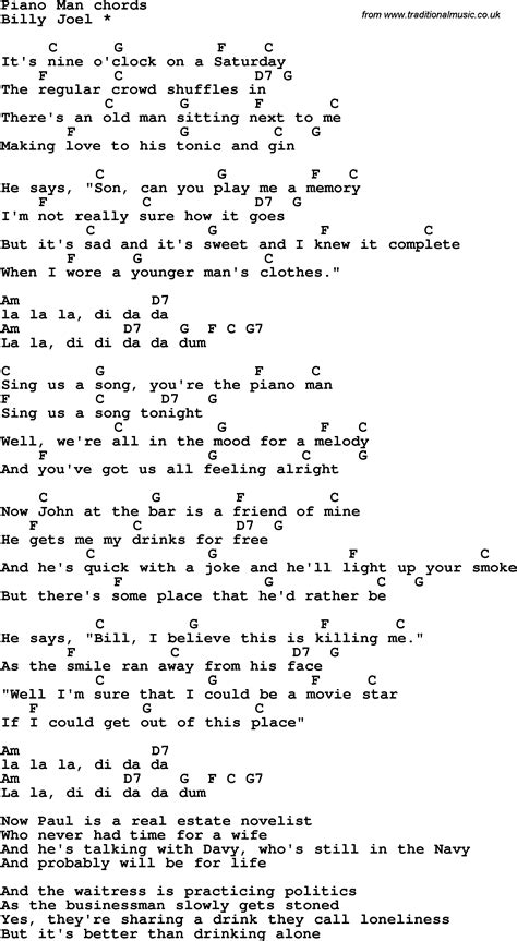my lyrics with piano chords song lyrics with guitar chords for piano