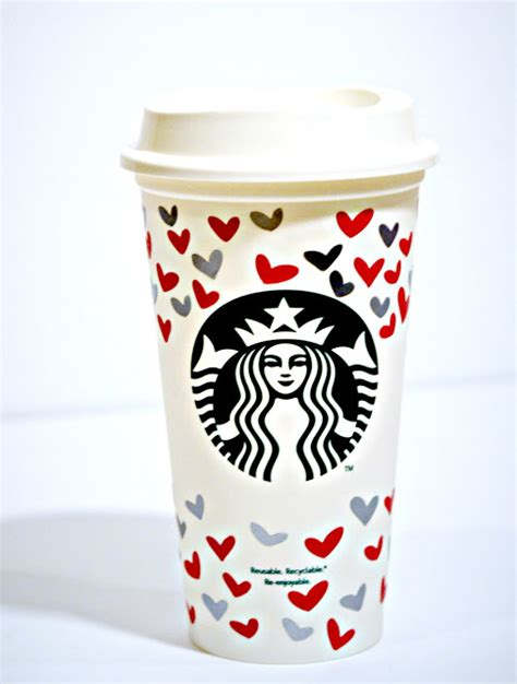 starbucks valentines day cup custom s day starbucks cup plus how to ungroup
