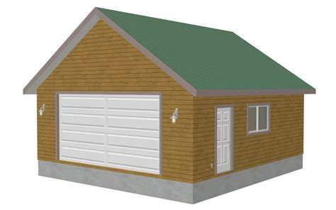 inspiring garage design plans 9 20 x 24 shed plans 24 x 26 x 9 detached garage plans 300x187 g379 preston