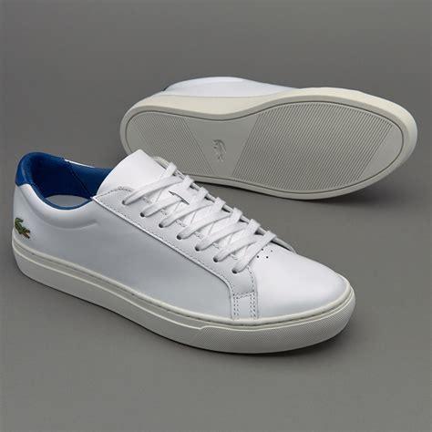 Sepatu Merk Lacoste sepatu sneakers lacoste l 12 12 white
