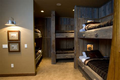 5 beds in one room wolfe rock rd traditional bedroom denver by rock