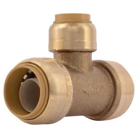 Shark Plumbing Fittings Reviews by Shop Sharkbite 3 4 In Dia Reducing Push Fitting At