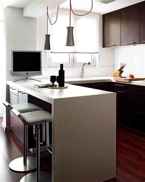 barra cocina barras de cocina 50 ideas diseno casa