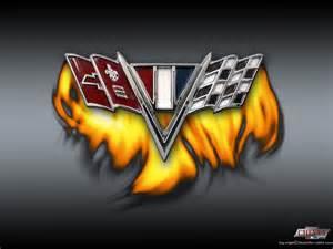 racing flag chevy logo chevrolet racing wallpaper