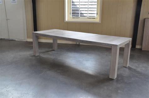 uitschuifbaar tafelblad maken uitschuifbare tafel archives de eiken tafel nl