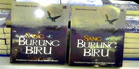 Sang Burung Biru Perjalanan Inspiratif Blue Bird Segel transportasi taksi kisah perjalanan inspiratif quot sang burung biru quot dibukukan