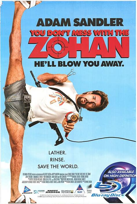 film gratis zohan the gallery for gt you dont mess with the zohan