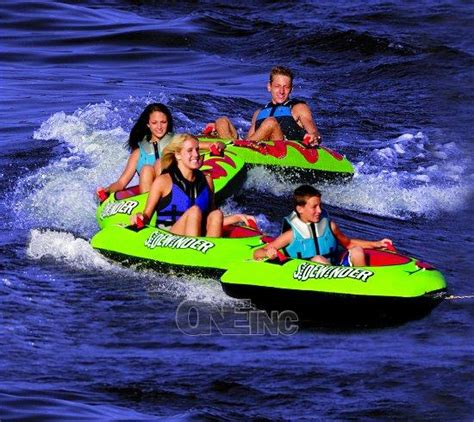 boat towables airhead sidewinder towable cockpit water tube
