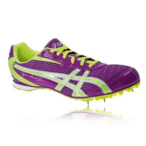 womens spiked running shoes asics hyper rocket 5 s spiked running shoes 50