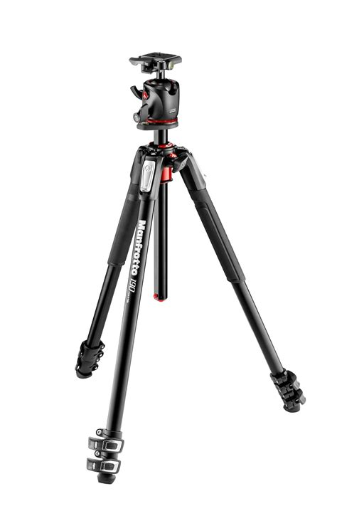 manfrotto  aluminum tripod  xpro ball head kit