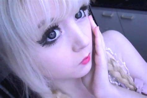 Likes Looking At Herself by Real Doll Is The Creepiest Thing You Ll See