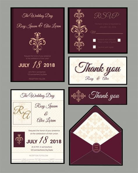 wedding invitation respond by date wedding invitation save the date rsvp card thank you card gift tags place cards respond