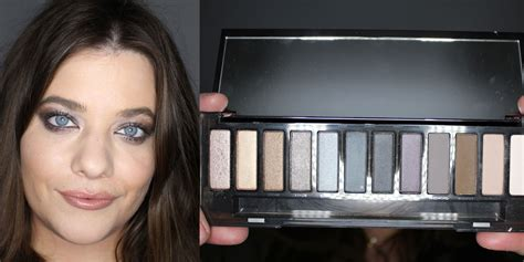 Decay Smoky Pallette Smokey Pallette how to do 5 different looks with the new decay