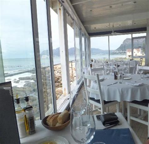 harbor house restaurant view from our table at the harbour house kalk bay picture of harbour house kalk