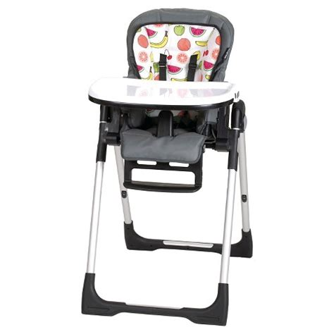 High Chairs At Target by Baby Trend Deluxe High Chair Fruit Punch Target