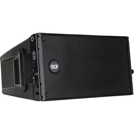 Speaker Line Array Rcf rcf hdl10a 1400w line array module hdl10 a