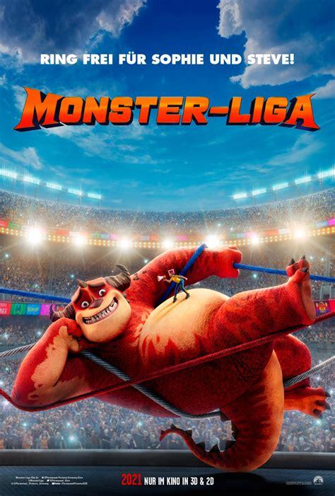 monster liga film  filmstartsde