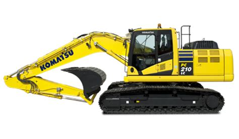 komatsu pclc  specifications technical data   lectura specs