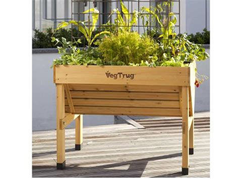 Trug Planter by National Gardening Week 10 Best Containers Outdoor